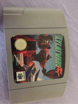 Juego Nintendo 64