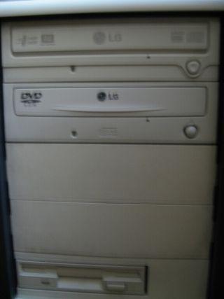 Torre ordenador sobremesa