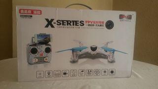 Dron con cámara integrada