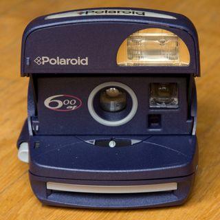 Polaroid 600 af Funcionando