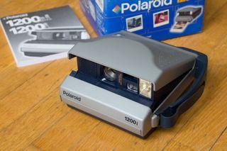 Polaroid Image System (Spectra) Como Nueva