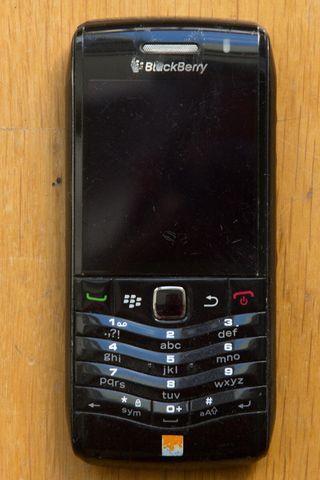 Blackberry Curve Libre