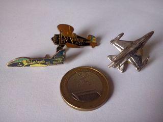 3 Pins aviones