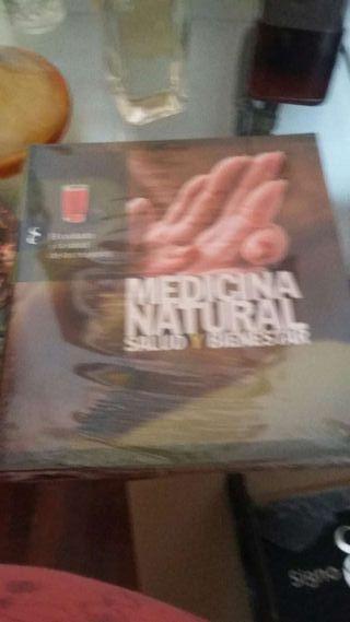 12 libros de medicina natural ( salud y bienestar)
