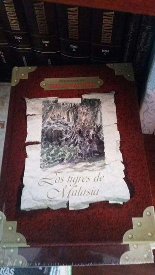 Colección de Emilio Salgari