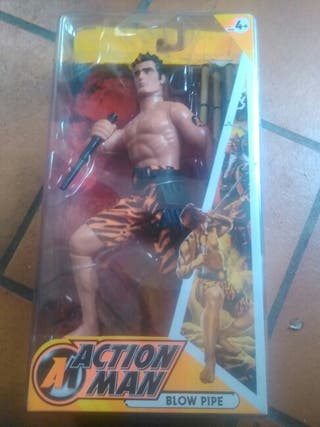 Muñeco action man