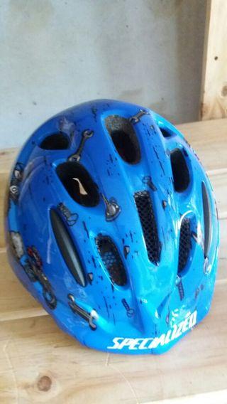 casco infantil specialized