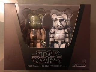 Bearbrik Star Wars De Coleccionista