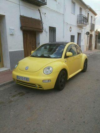 Coche volswagen beetle