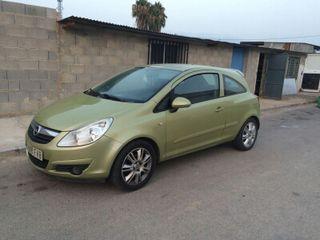 Opel corsa cmon 39.990 km gasolina