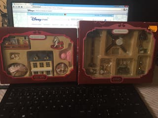 Accesorios casita de muñecas