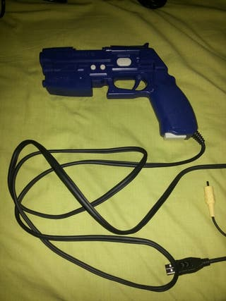 Pistola playstation 2