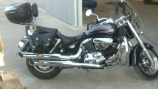 Moto hyosung st7 año 2010, 700cc.