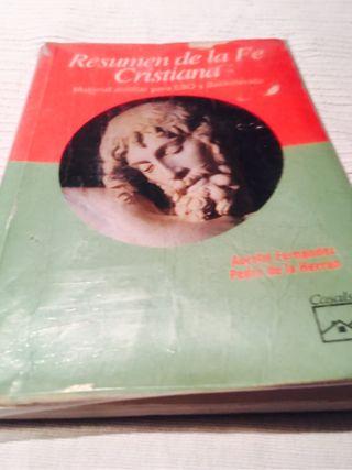 Resumen de la fe cristiana
