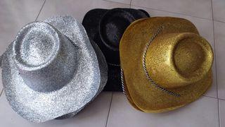 sombreros brillantes para fiestas Menorca.