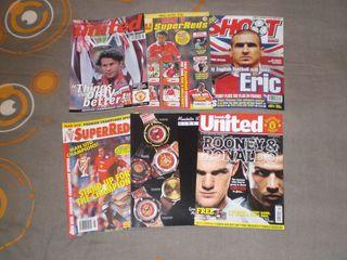 Revistas fútbol ingles