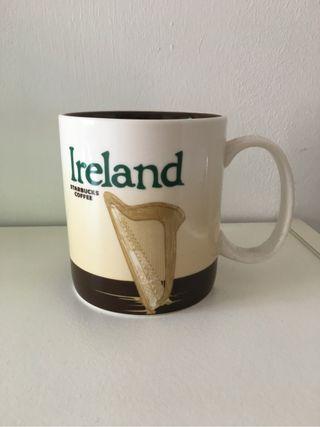 Taza starbucks Irlanda