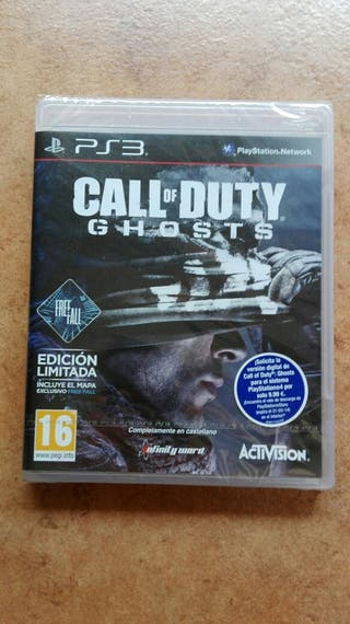 Call of duty Frost PS3