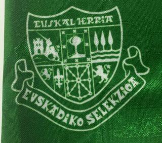 Camiseta oficial Selección Euskadi
