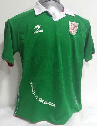 Camiseta selección Euskadi 2007