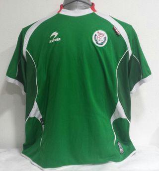 Camiseta Selección Euskadi 2005-07
