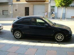 MG ZR Rover