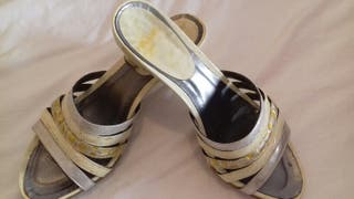 Zapatos piel casi sin usar