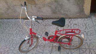 Bicicleta vintage de niño BH