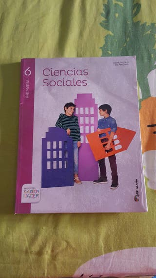 Ciencias sociales 6 primaria
