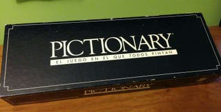 Juego Pictionary classic