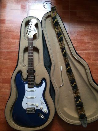 Fender Squier Affinity Strat de 2001