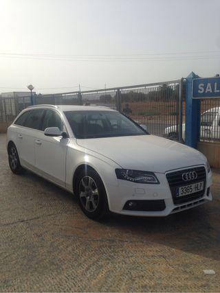 Audi A4 Avant S línea