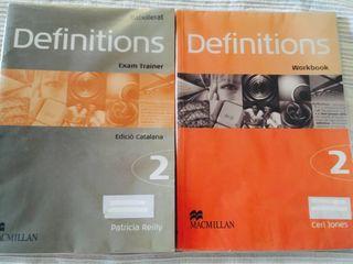 Definitions 2 Exam trainer+workbook