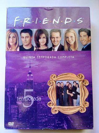 Temporadas friends completas: 5,9 y 10.