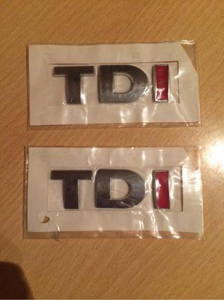 Emblema TDI