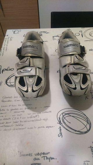 Zapatillas de carretera Shimano