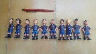 MUÑECOS FC BARCELONA TEMPORADA 91-92-93