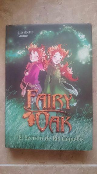 """Libro Fairy Oak """"El secreto de las gemelas"""""""