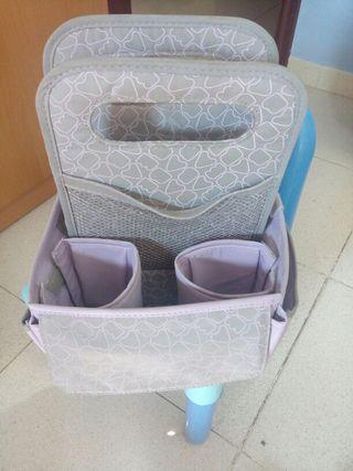 Cesta higiene bebe