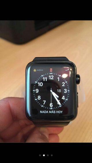 Apple Watch 42mm Edición Black Inoxidable