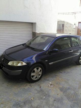 Renault Megane 1.6 16v 115 año 2003