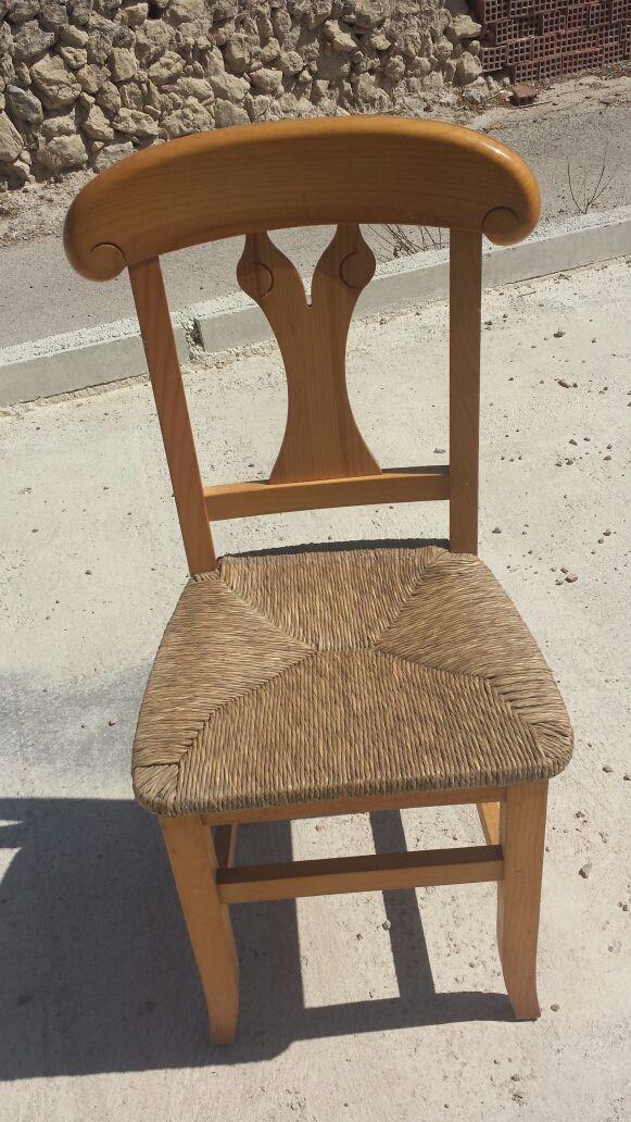 Lote de 6 sillas de comedor ( nueva oferta)