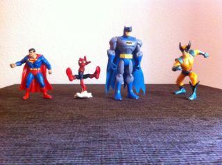 Figuras Superhéroes
