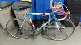 bicicleta clasica esmaltina
