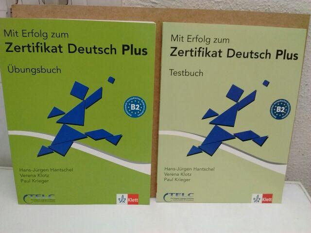 Curso De Alemán Zertifikat Deutsch Plus De Segunda Mano Por 20 En