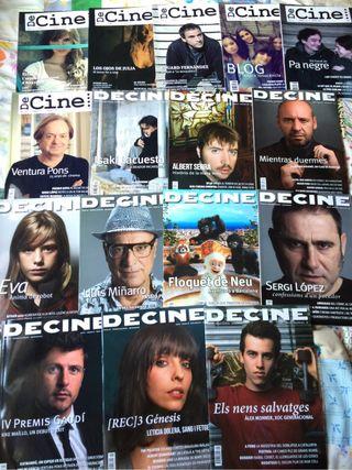 """Pack Revista """"De Cine"""""""