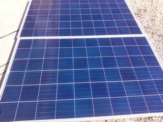 Placas solares de 265 w 24 voltios
