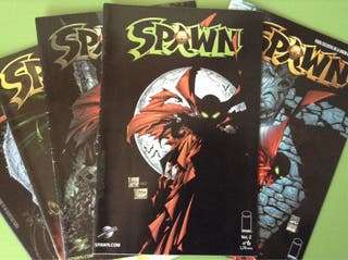 Comics Spawn Vol.2