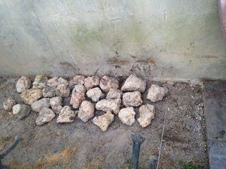 Piedras decorativas de jardín