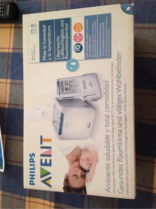 INTERCOMUNICADORES PHILIPS AVENT